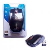 MOUSE ÓPTICO SEM FIO USB - KNUP GZM386