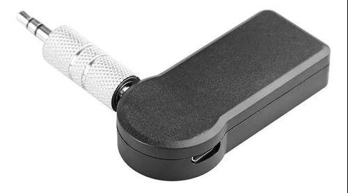 Adaptador Receptor Bluetooth P2 Música Chamada Som De Carro