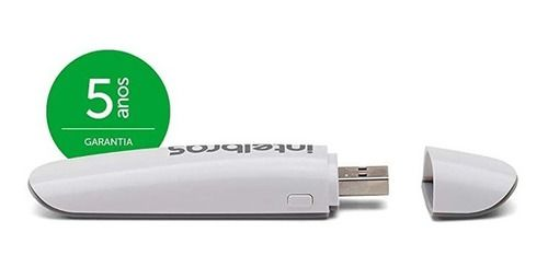 Adaptador Wi-Fi Dual Band 1200 Mbps 2.4 / 5 GHz Usb 3.0 ACtion A1200 Intelbras