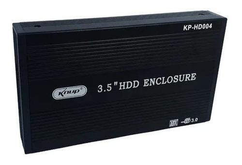 Case para HD de 3.5 Sata USB 3.0 Para PC Notebook PS4 Xbox