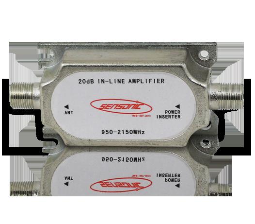 Amplificador de RF 20 dB