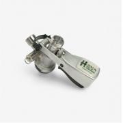 Válvula Extratora Tipo S, INOX Com Válvula de Alívio Sem Espigões (Corpo e Componentes INOX 304)