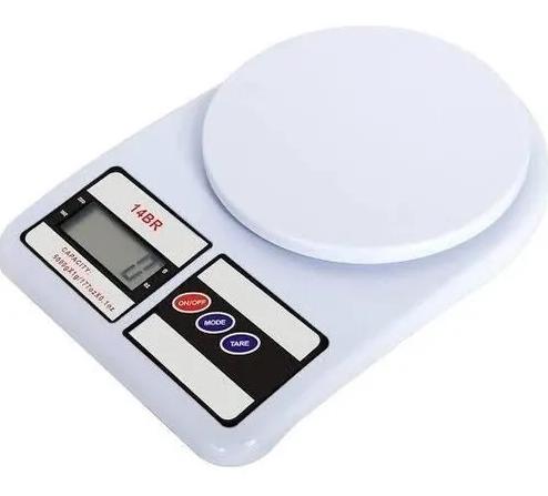 Balança Digital de Cozinha Cervejeira 10kg