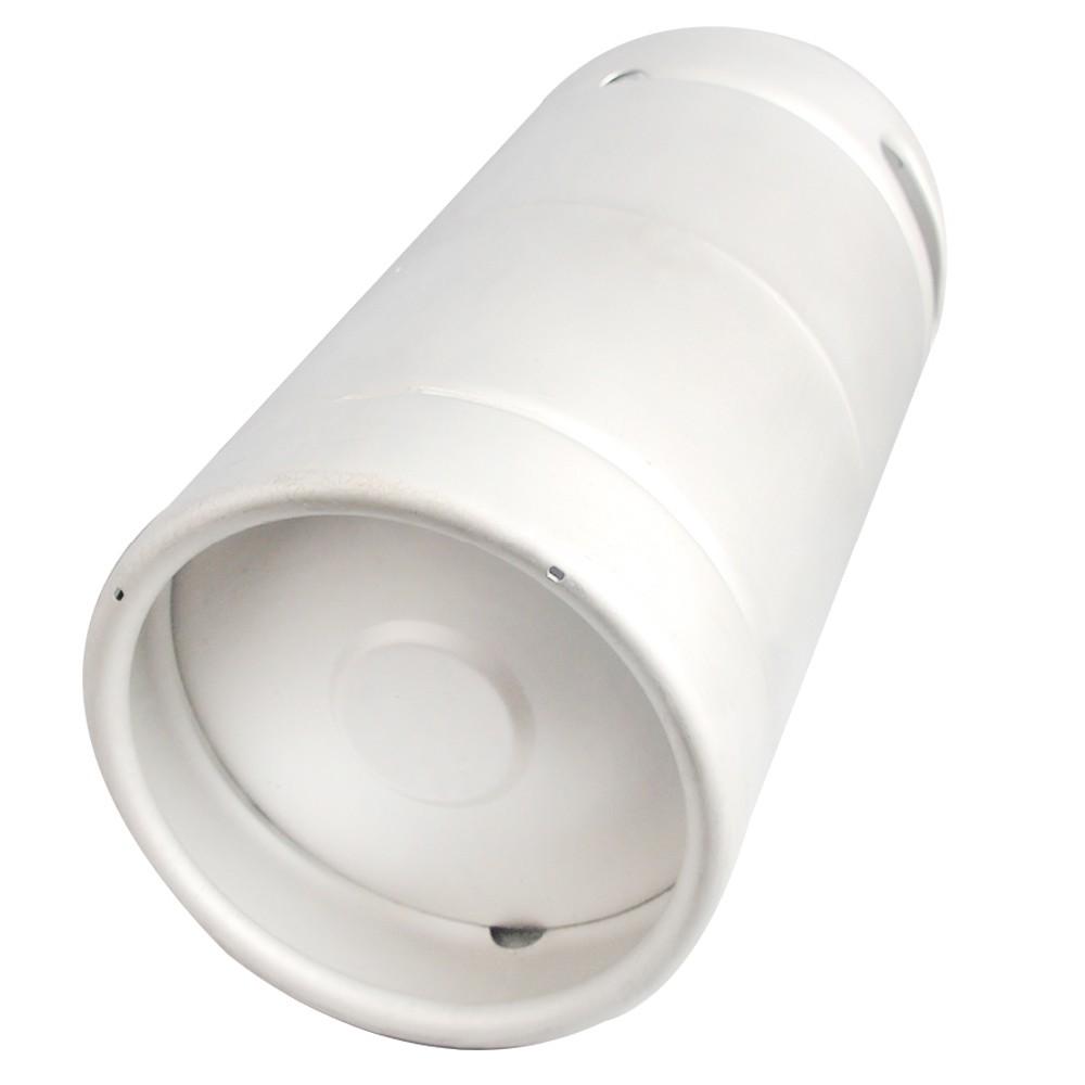 Barril de Chopp 15 Litros SLIM - Aço Inox 304
