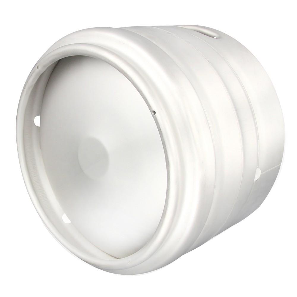 Barril de Chopp 20 Litros EURO - Aço Inox 304