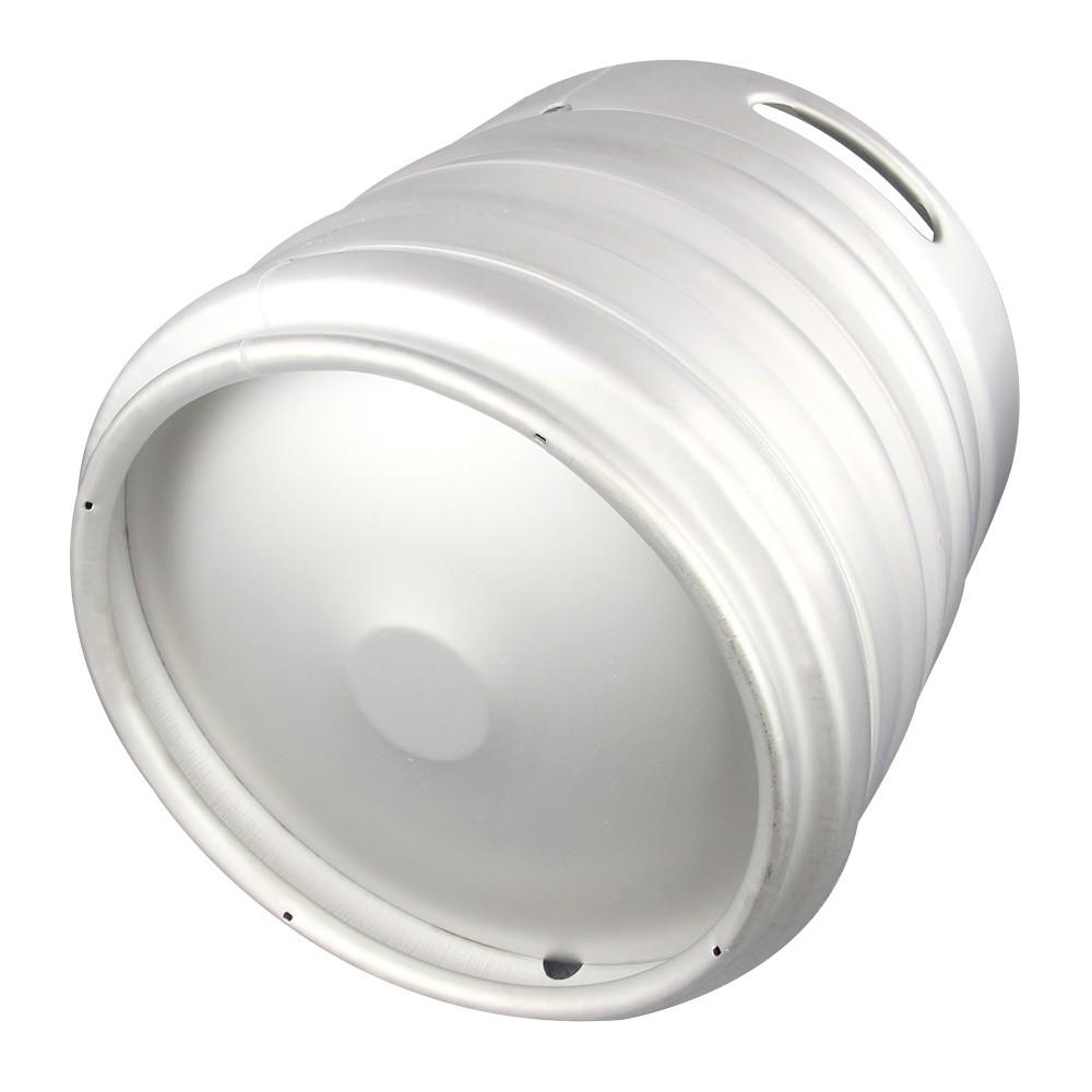 Barril de Chopp 30 Litros EURO - Aço Inox 304