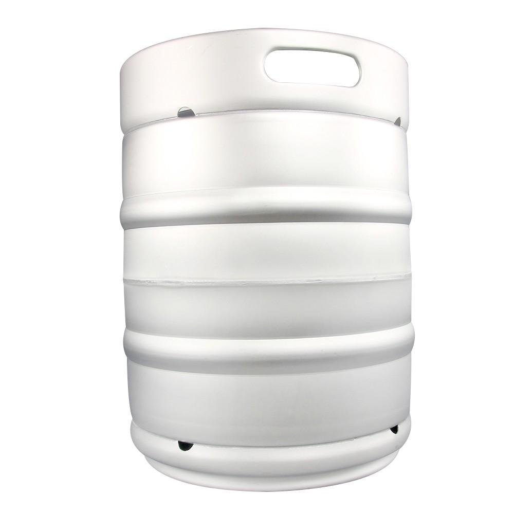 Barril de Chopp 50 Litros EURO - Aço Inox 304