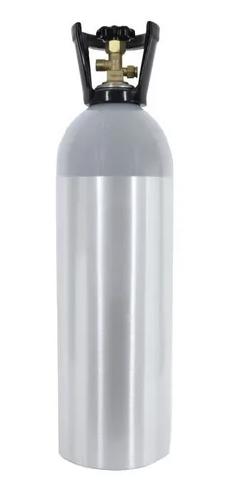 Cilindro De Alumínio Para CO2 - 1,1kg Para Choppeira