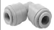 Engate Conexão Rapida União Cotovelo tubo 3/8'' x tubo 3/8''