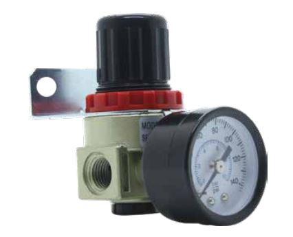 Filtro de AR/CO2 - AR2000 reguladora secundaria individual