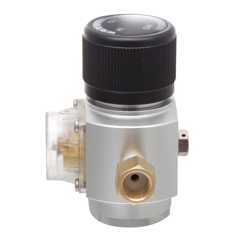 Mini Reguladora Profissional de CO2 para cilindros Sodastream 6acme (tr21*4)