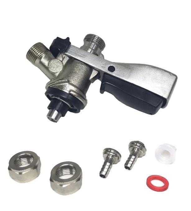 Válvula Extratora Tipo S - Standard Completa