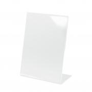 Kit Porta Preço Transparente 10x15cm - 5 Unidades