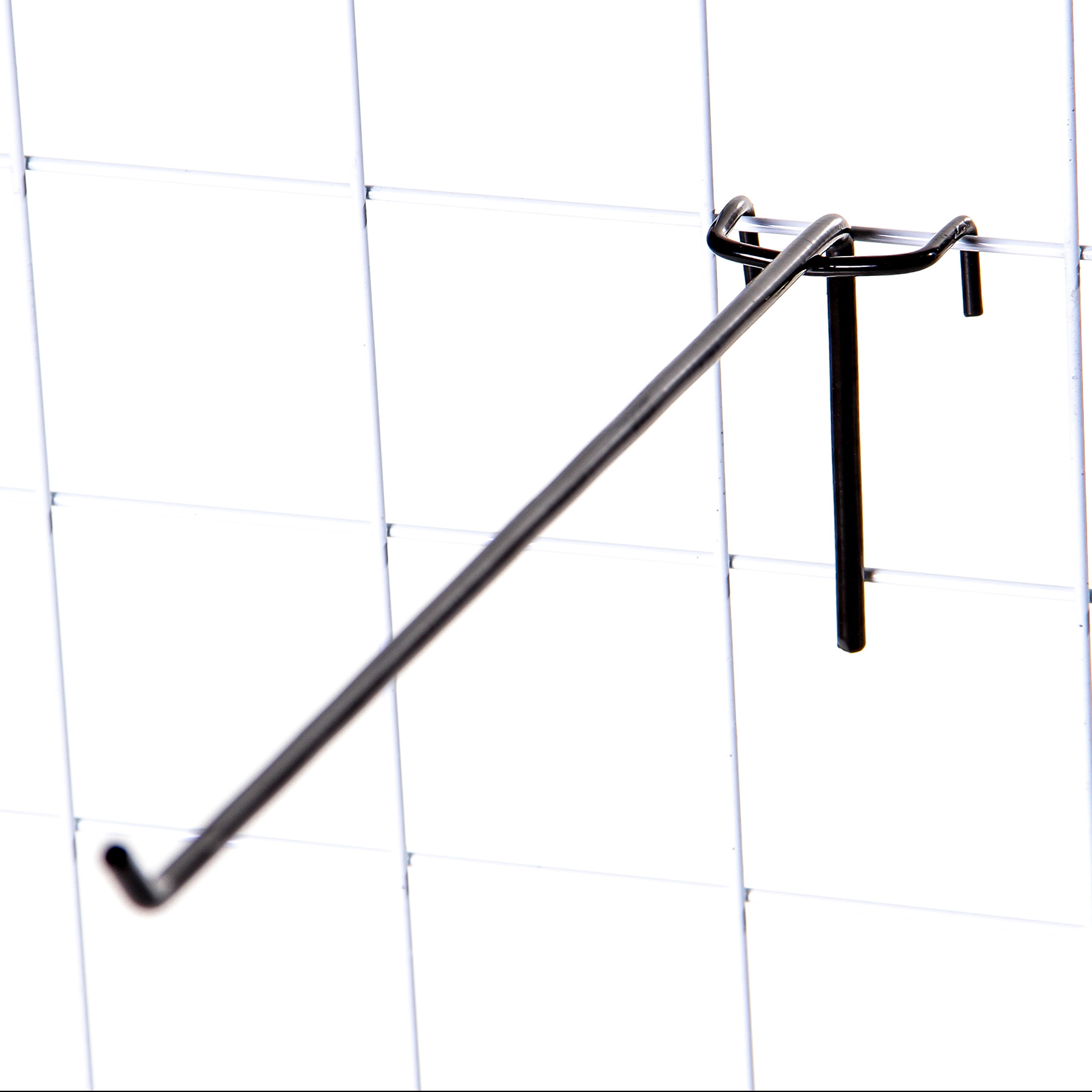Kit Gancho Tela 20cm - 10 Unidades