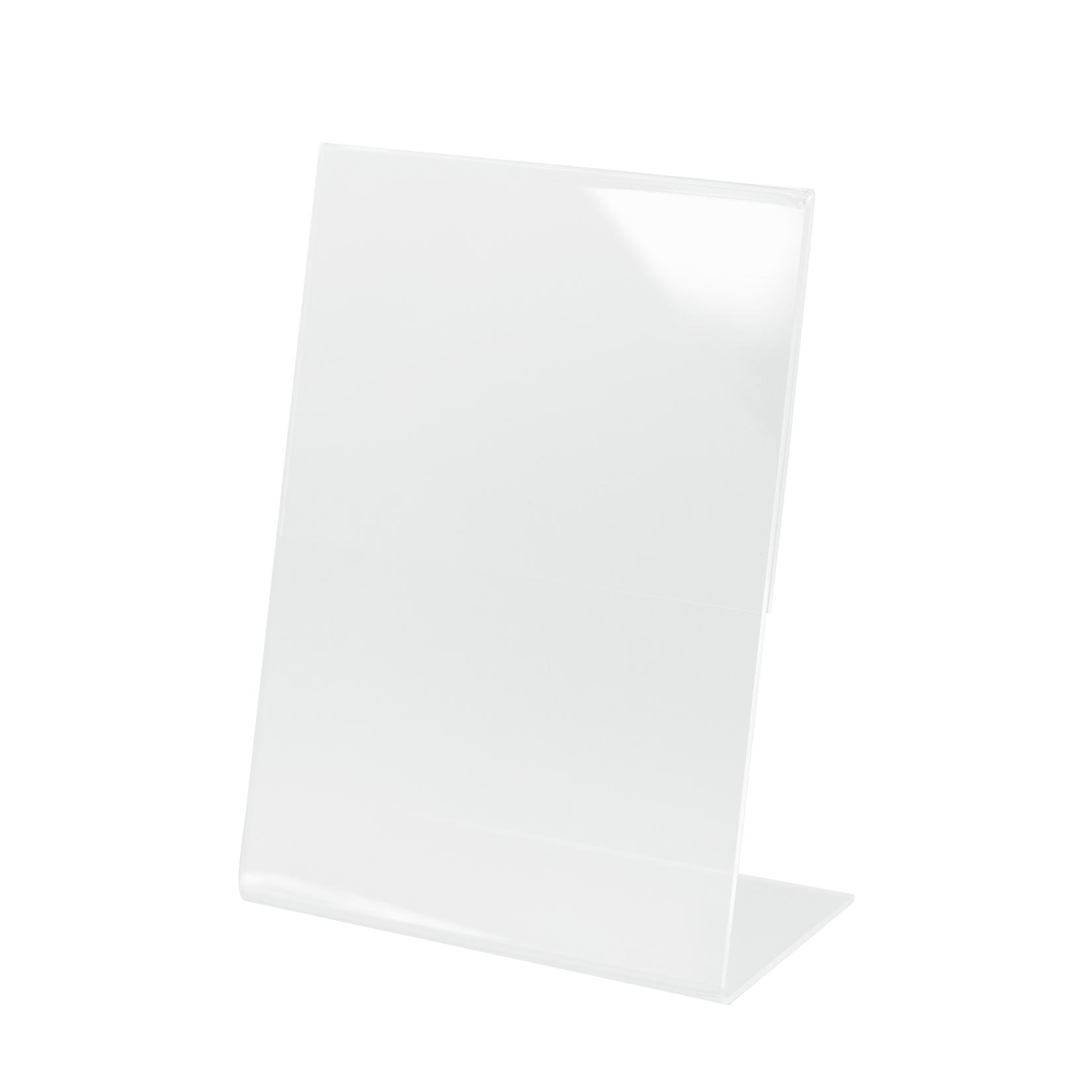 Kit Porta Preço Transparente 10x15cm - 10 Unidades