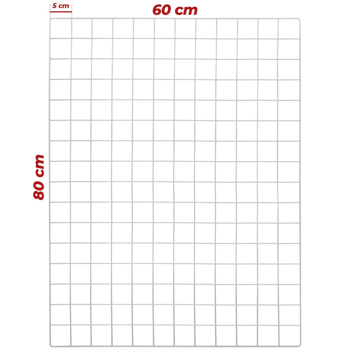 Kit Tela 60x80cm + 10 Prendedores Cores Sortidas