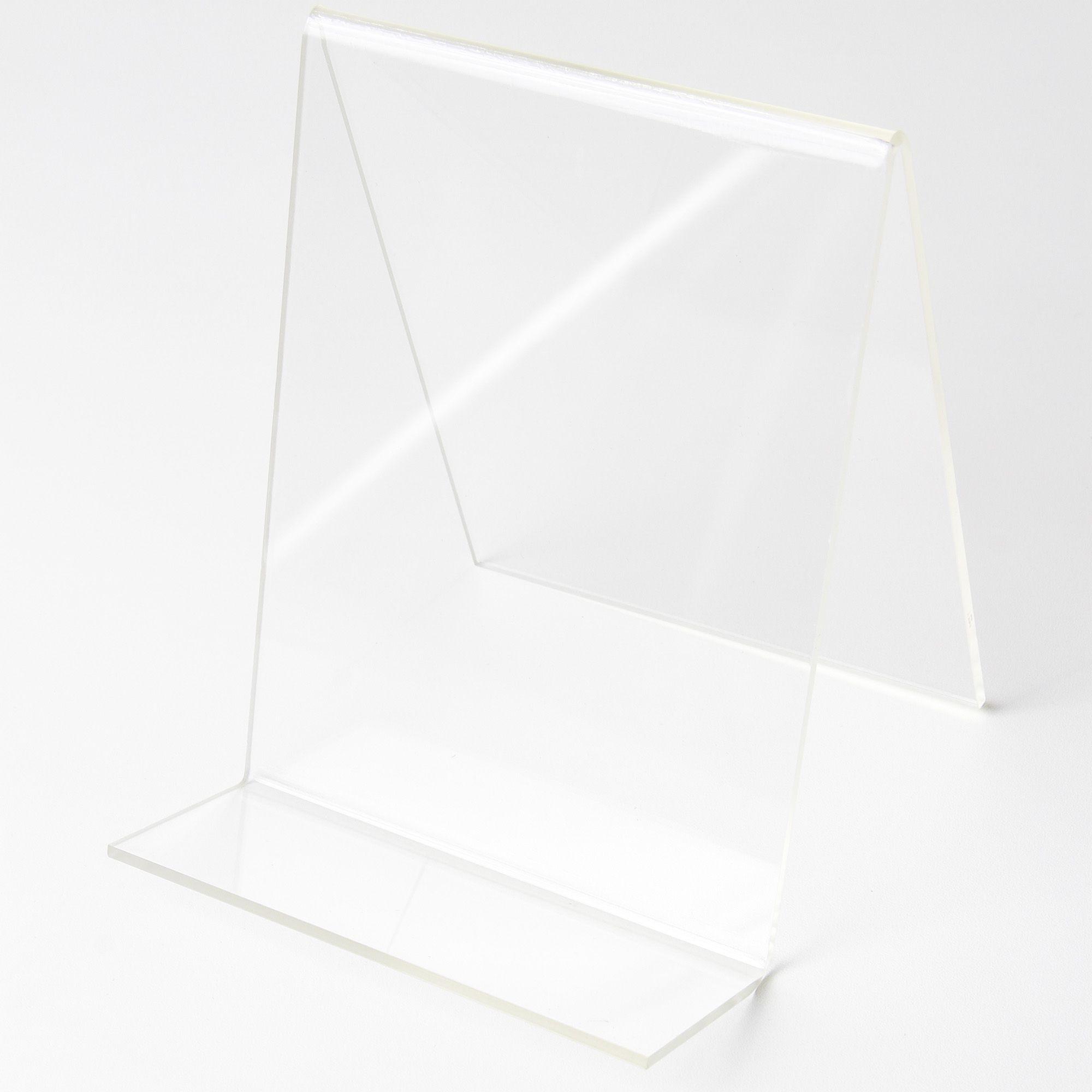 Porta Livro Transparente