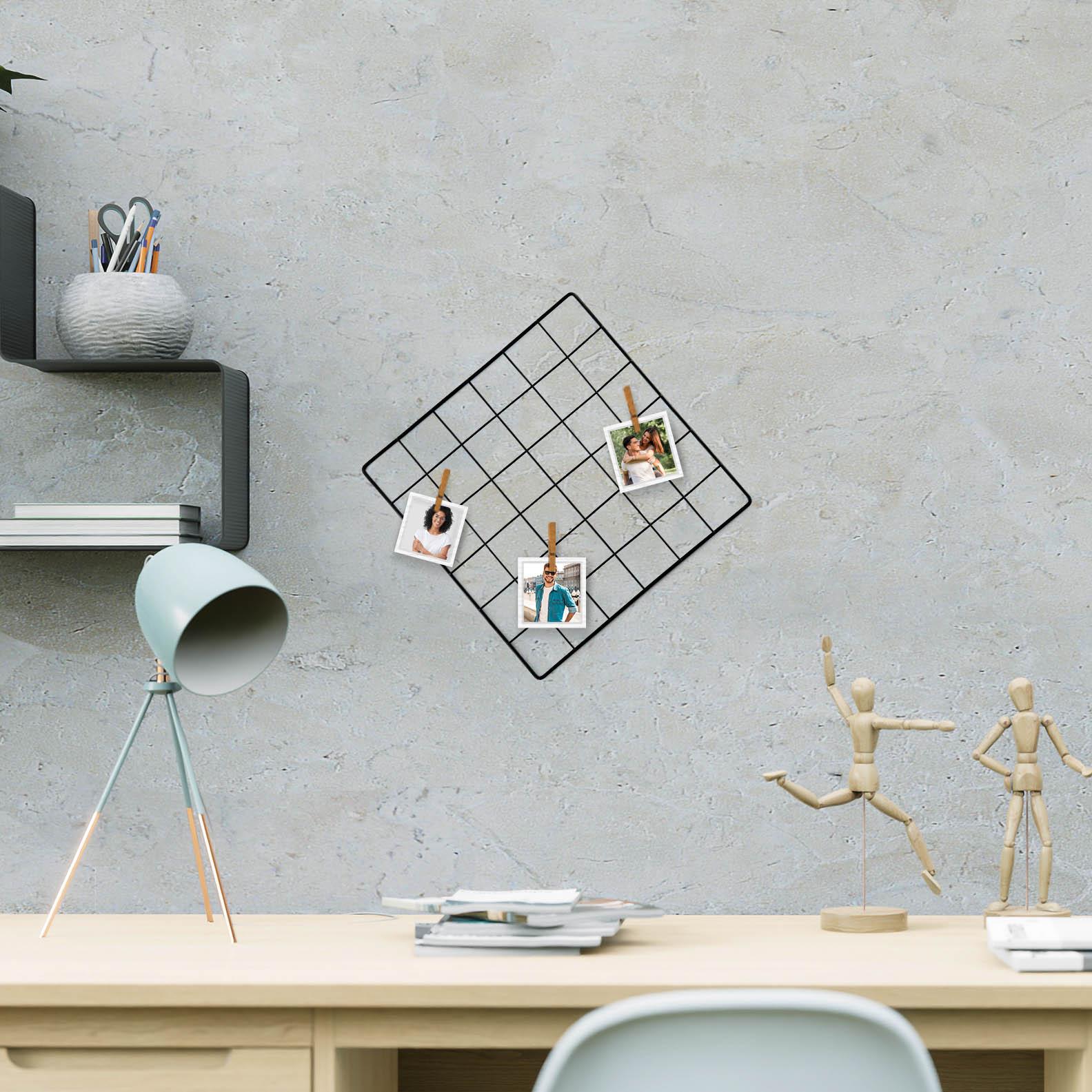 Tela Mural Memory Board 30x30cm