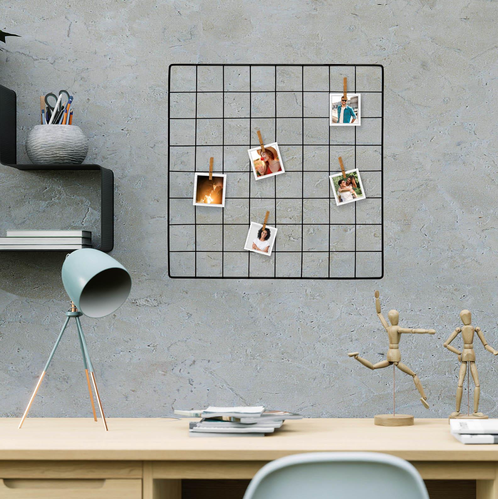 Tela Mural Memory Board 40x40cm
