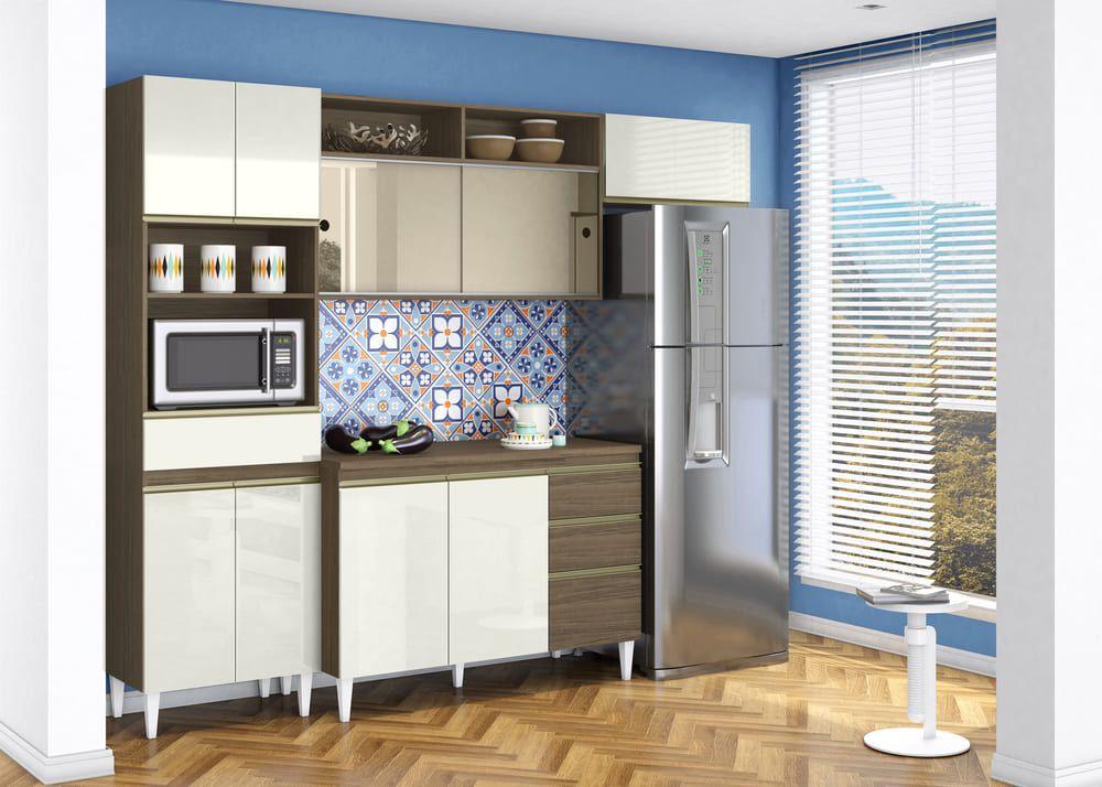 Cozinha Clara - 3 Peças