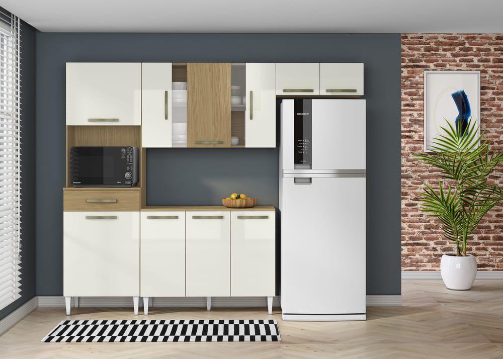 Cozinha Suelen - 3 Peças