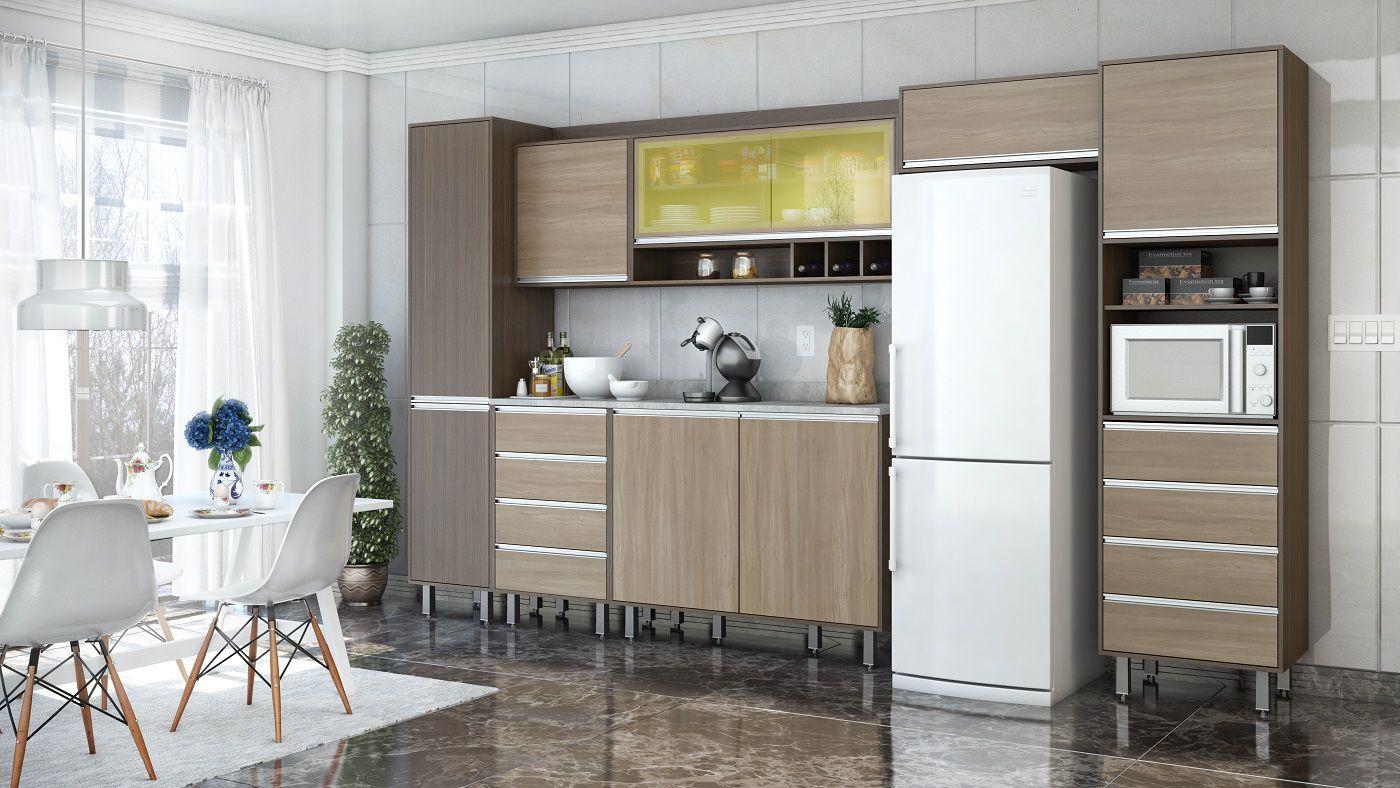 Cozinha Confort - 7 Peças