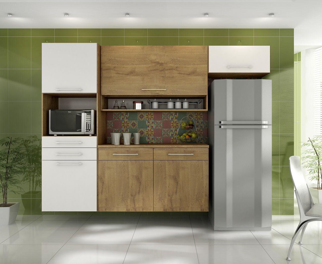 Cozinha Jade - 4 Peças