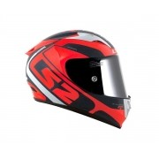 Capacete LS2 FF 323 Arrow C - Sting 100% Carbono