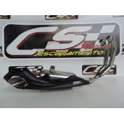 Escapamento Esportivo Full | CS Racing | Ninja 650 (2013 - 2016)