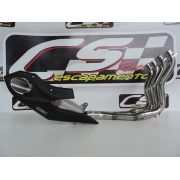 Escapamento Esportivo Full   CS Racing   SRAD 1000