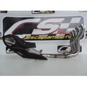 Escapamento Esportivo Full | CS Racing | SRAD 1000