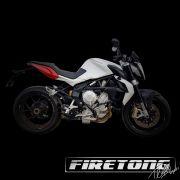 Escapamento Esportivo Full | Firetong | MV Agusta Brutale 910  (2012)