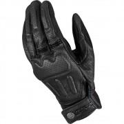 Luva LS2 Rust Black Classic - Couro Ventilado