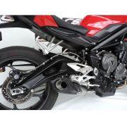 Ponteira de Escapamento Esportivo | CS Racing | Triumph 765R