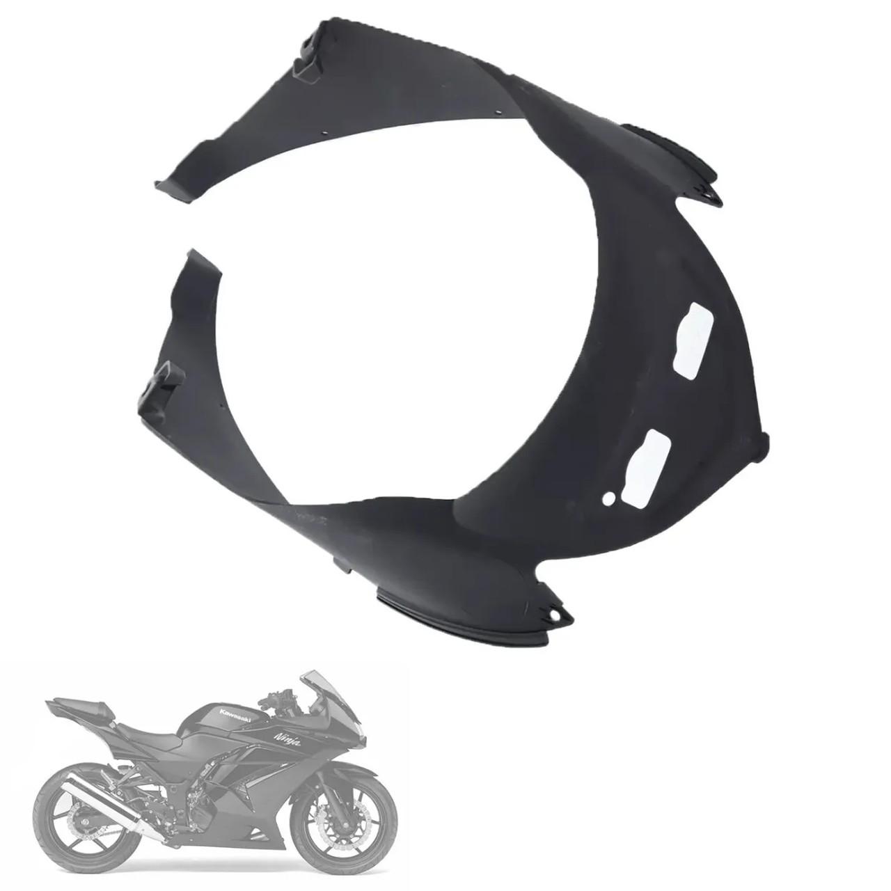 Acabamento do Radiador | Ninja 250
