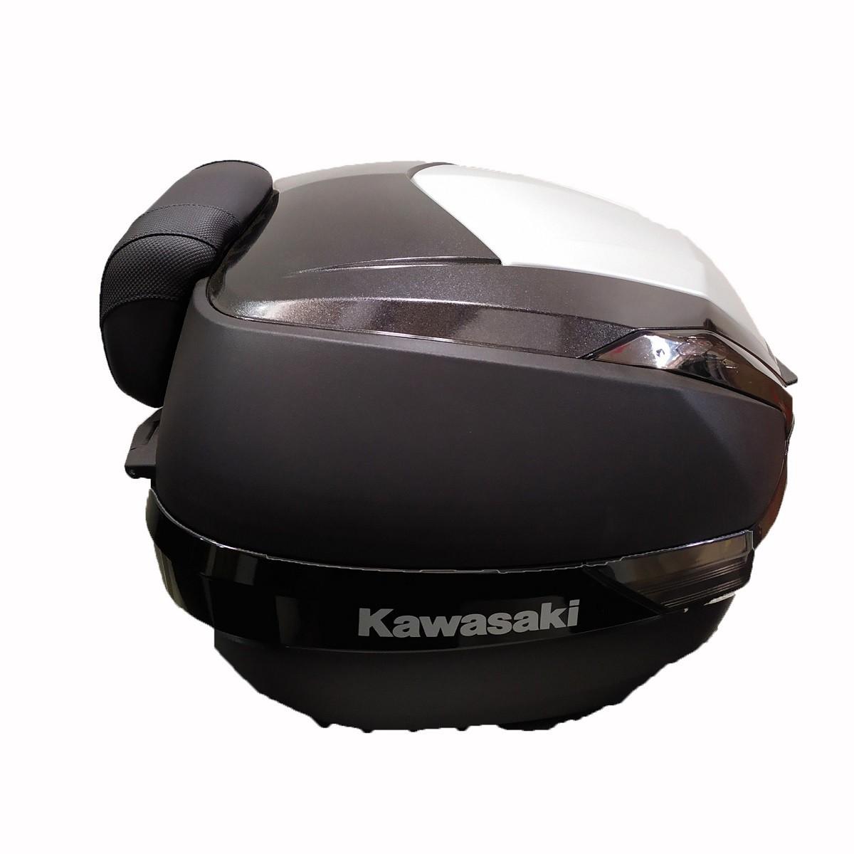 Bau Central Original Kawasaki c/ Encosto Original - Monokey (Acompanha Base)