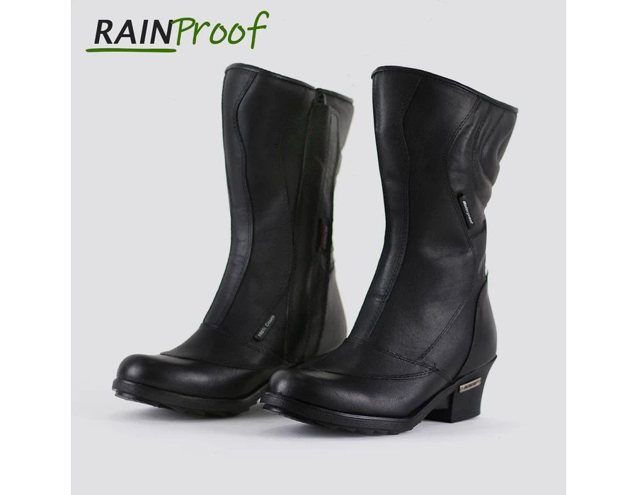 Bota Mondeo Rain Proof 1014 Feminina - 100% Impermeavel