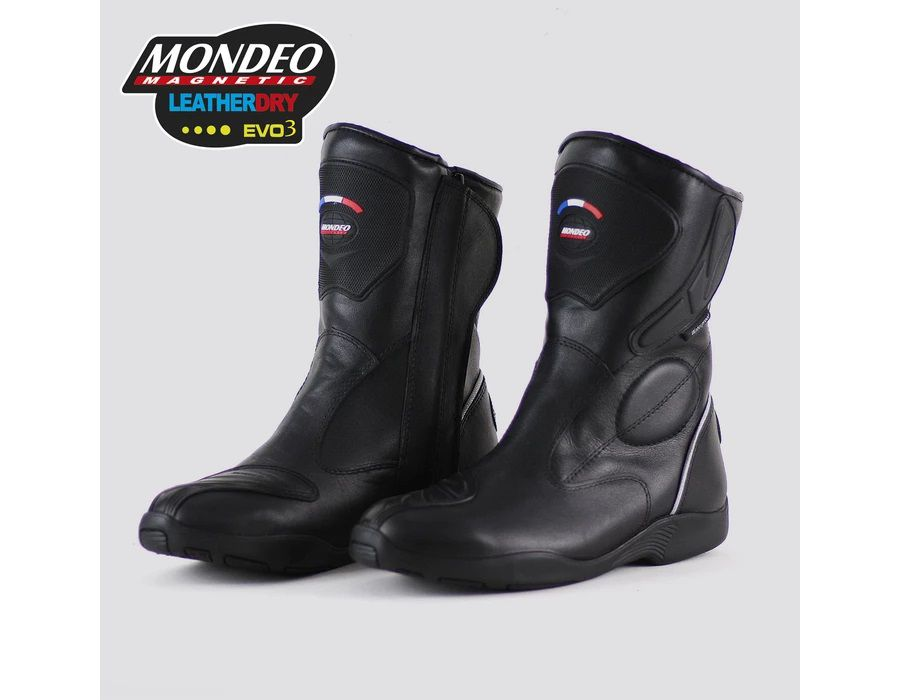 Bota Mondeo Leather Dry 1012 Masculina - 100% Impermeavel
