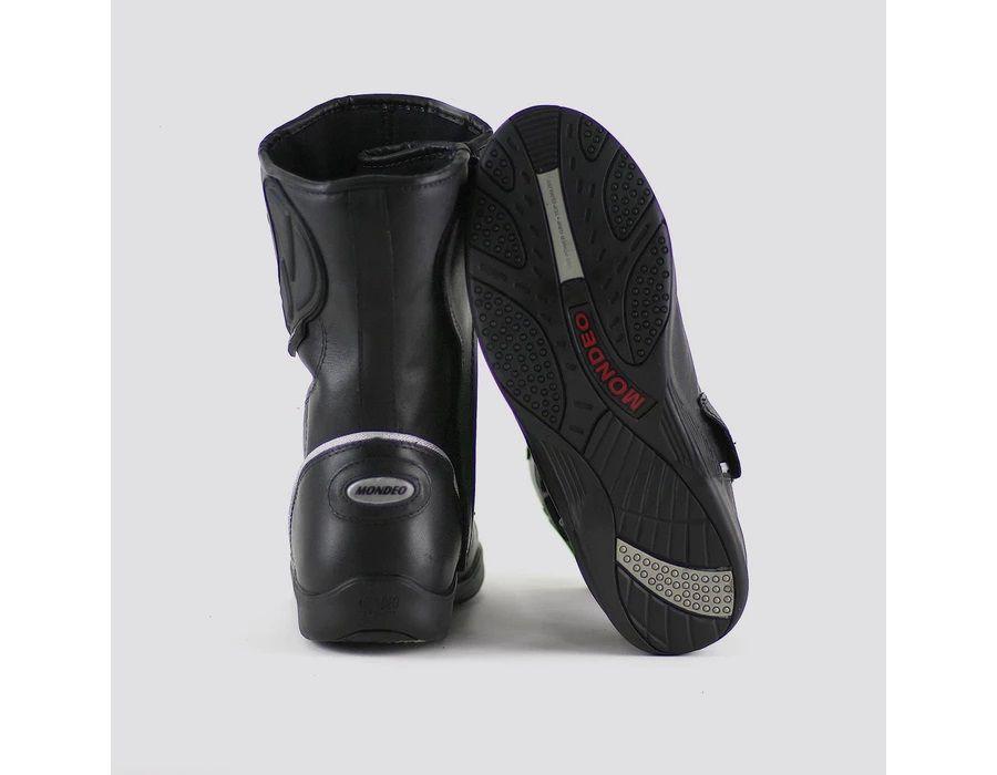 Bota Mondeo Leather Dry 1012 Masculina - 100% Impermeavel