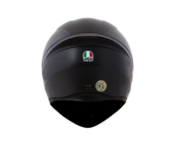 Capacete AGV K1 - Preto Fosco