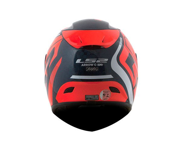 Capacete LS2 FF 323 Arrow C - Sting 100% Carbono