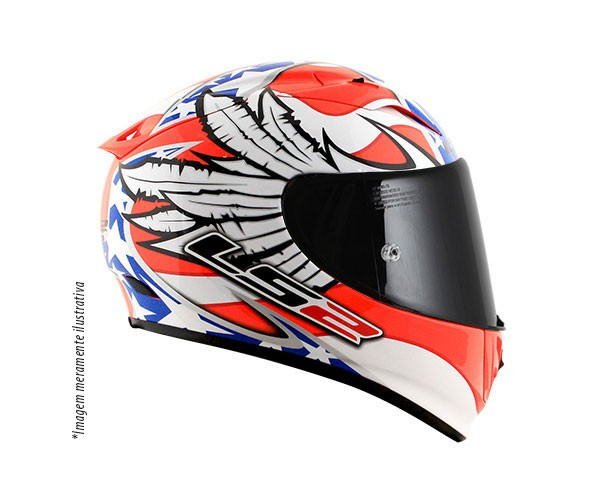 Capacete LS2 FF 323 Arrow R - Freedom