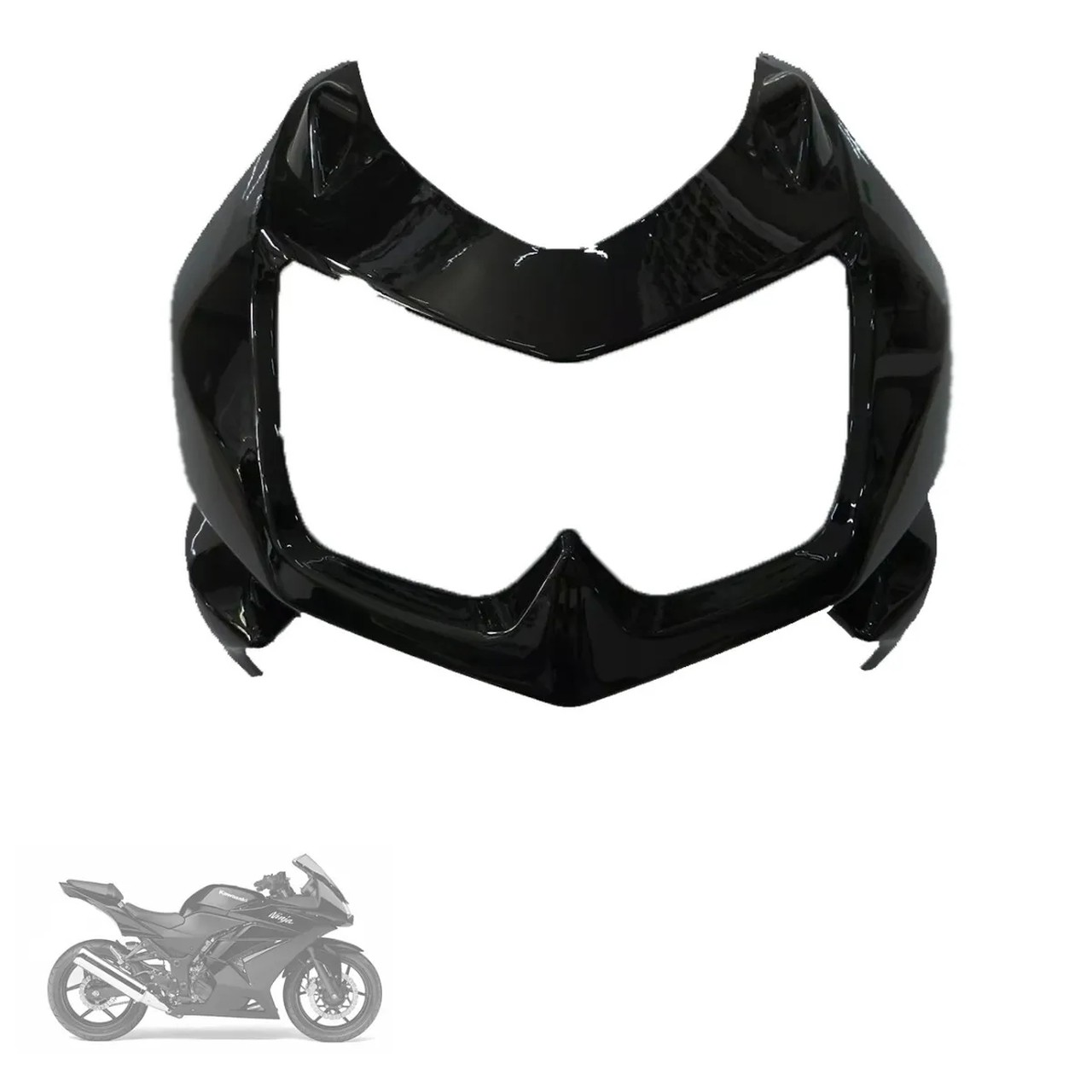 Carenagem Frontal | Ninja 250