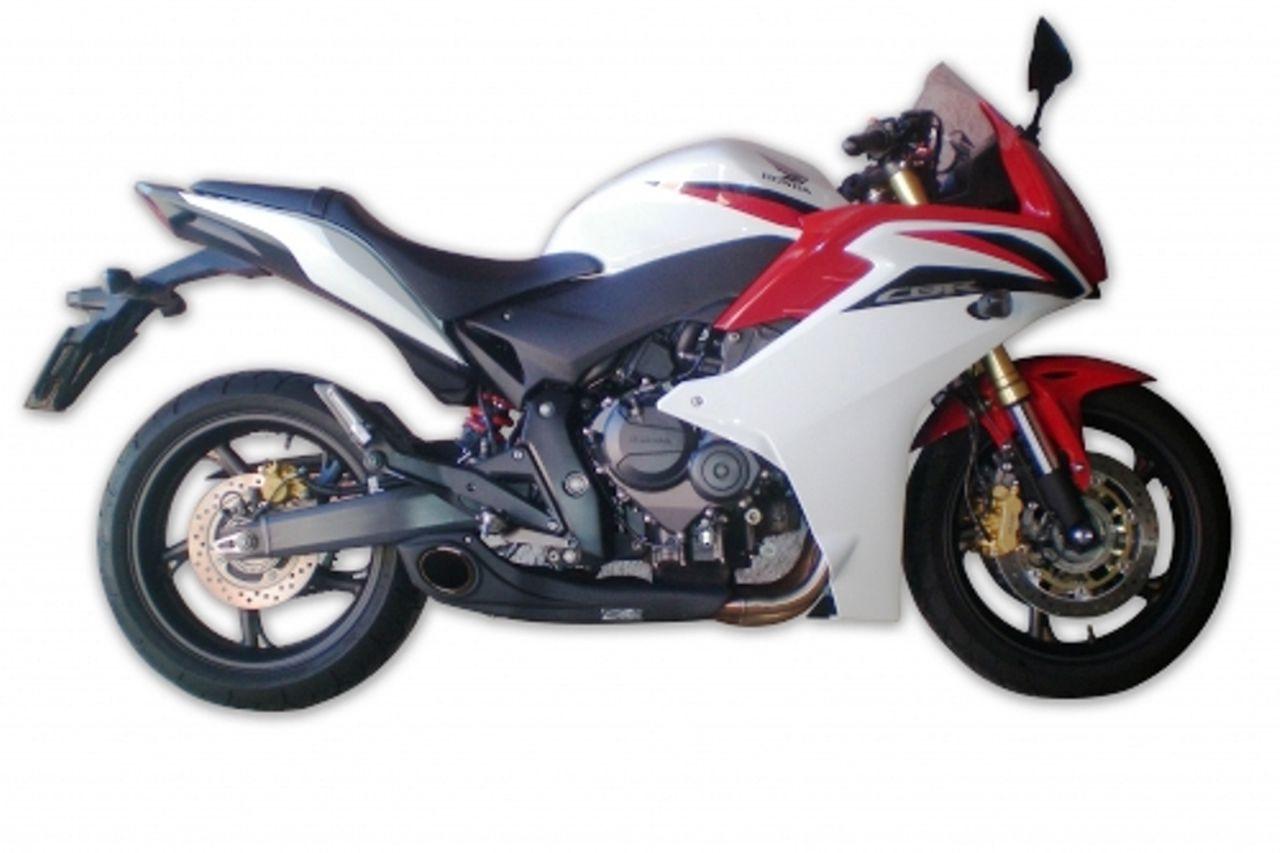 Escapamento Esportivo Full | CS Racing | Honda CB600F Hornet