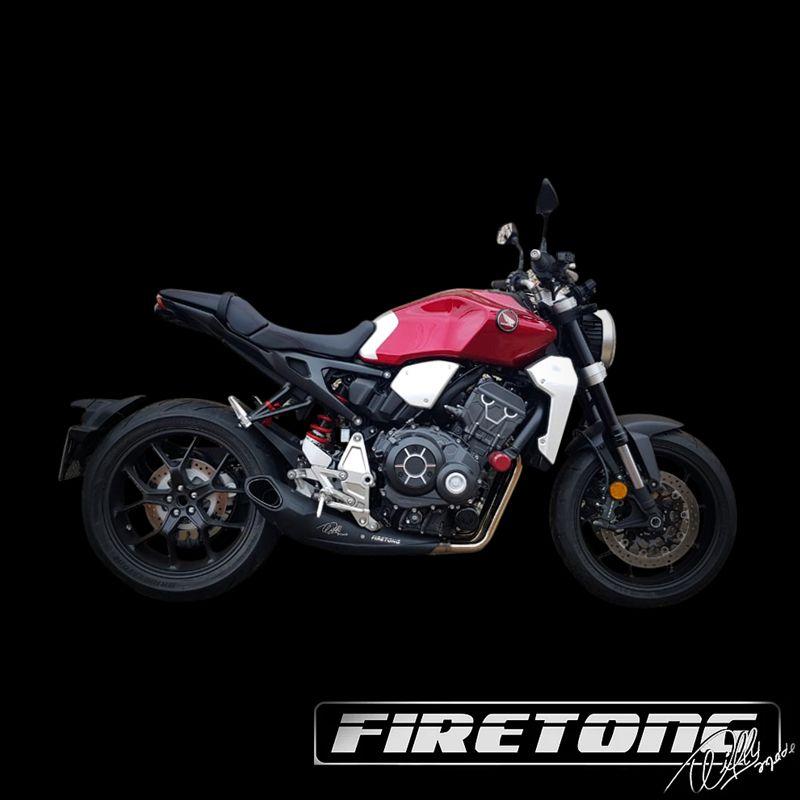 Escapamento Esportivo | Firetong | CB 1000R (2019 - 2020)