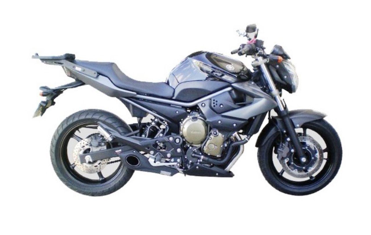 Escapamento Esportivo Full | CS Racing | Yamaha XJ6