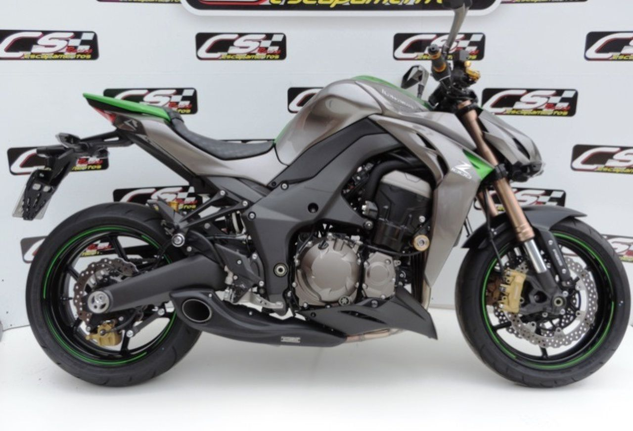Escapamento Esportivo Full | CS Racing | Z1000