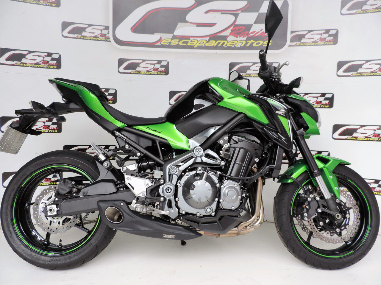 Escapamento Esportivo Full | CS Racing | Z900