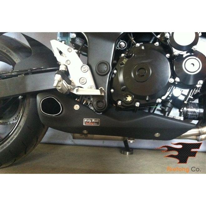 Escapamento Esportivo Full | Firetong | Suzuki GSR 750 (2013 - 2017)