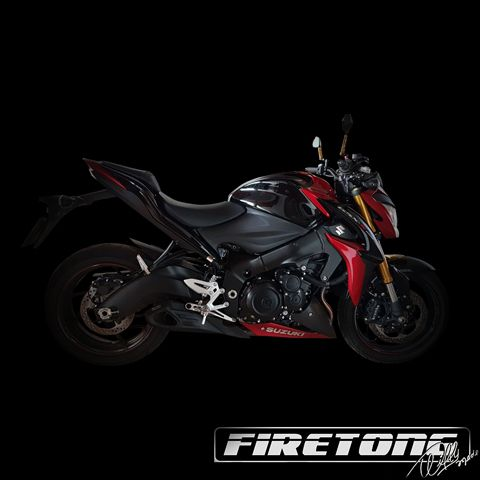 Escapamento Esportivo Full | Firetong | Suzuki GSX-S1000 (2016 - 2018)